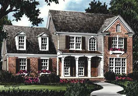Jessamine Park Frank Betz Associates Inc Southern Southern Living House Plans Frank Betz