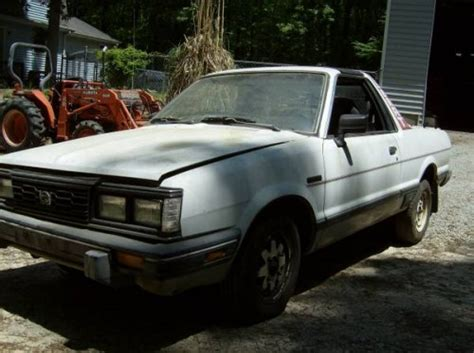1985 subaru brat for sale 1985 subaru brat for sale pictures to pin on