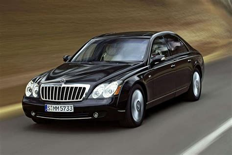 pictures of a maybach maybach 57 review