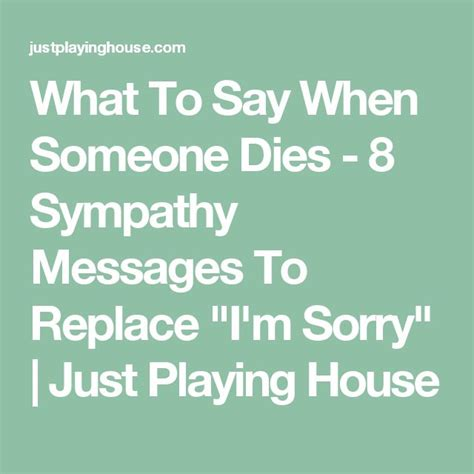 what to say when someone s dies 25 best ideas about sympathy messages on funeral messages condolence