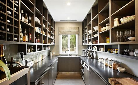 Pantry Designs Australia by Would You To Live Here Linen Curtains Swaying In The