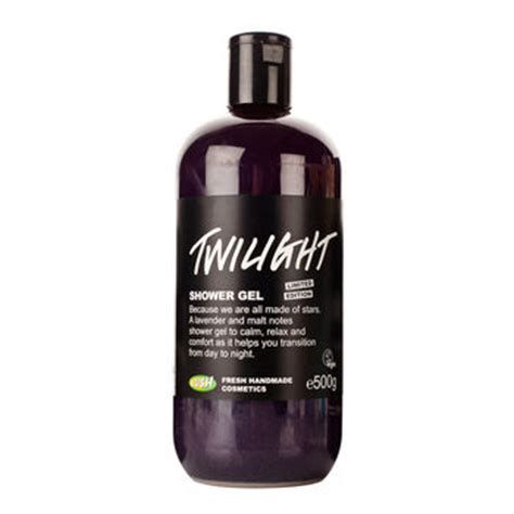 Twilight Lush Shower Gel by Top 10 Lush Cosmetics Picks For 2013 Swatch