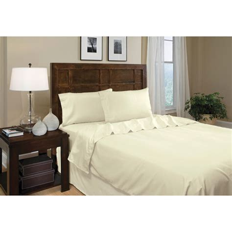 bedroom sheets sets microfiber sheet set walmart com