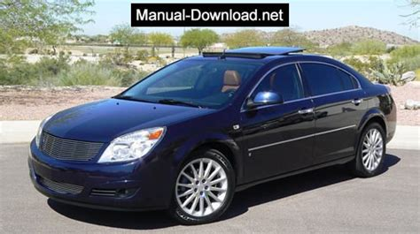 free auto repair manuals 2007 saturn aura navigation system saturn aura 2007 2009 service repair manual download instant manual download