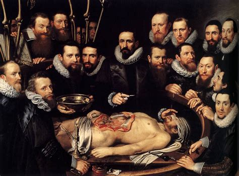 anatomy lesson of dr willem van der meer by miereveld michiel jansz van