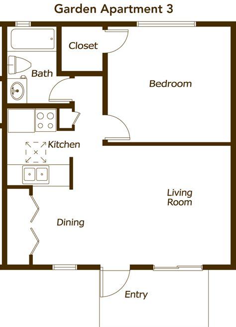 garden apartment floor plans garden apartment 3 bamboo apartments