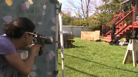 airsoft backyard battle airsoft backyard battle war player in action mouki m