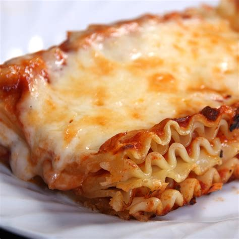 easy lasagna recipe without ricotta or cottage cheese no lasagna recipe