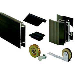 prime line pl 14371 bronze sliding kitchen door screen kit