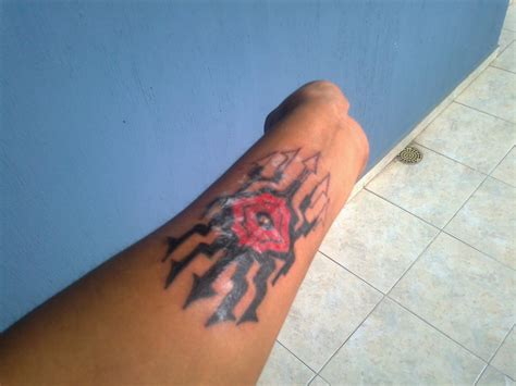 ff7 tattoo numbers final fantasy tattoos
