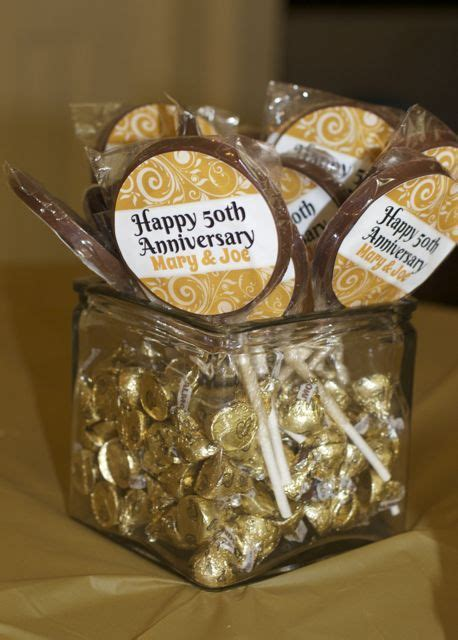 Wedding Anniversary Favors by 25 Best Ideas About Anniversary Favors On