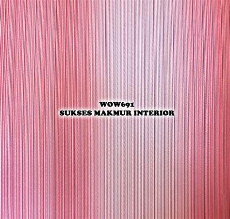 wallpaper garis garis pink jual wallpaper kamar anak garis pink putih sukses makmur