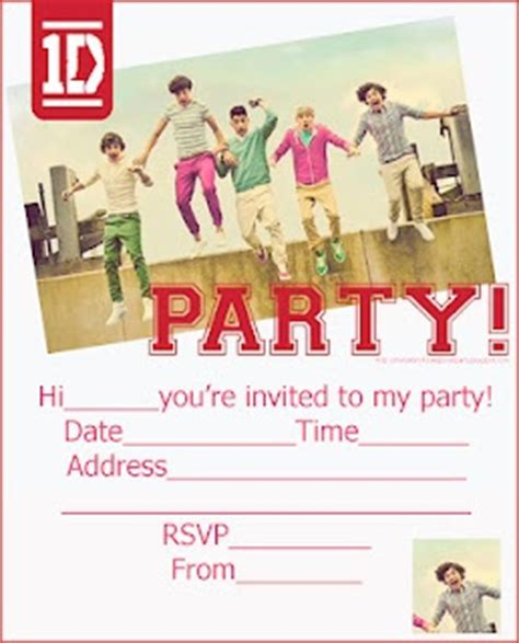 printable birthday cards one direction 24 best images about one direction b day cards on