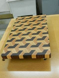 cool cutting board by burban lumberjocks com how did they do it not your average end grain cutting