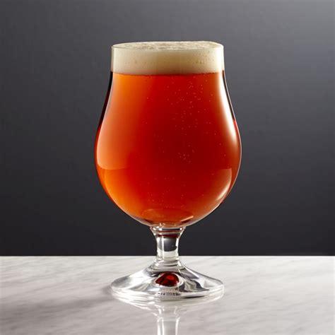 bruges beer glass reviews crate  barrel
