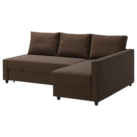 corner sofa ikea friheten corner sofa bed with storage skiftebo brown ikea