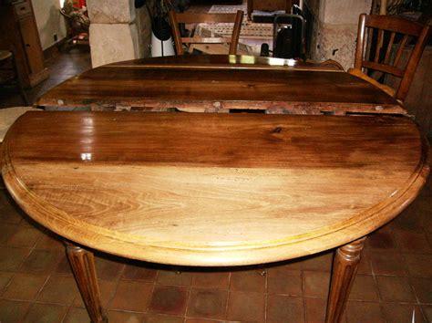 Vernir Une Table En Bois Brut by Vernir Un Meuble Vernir Un Meuble Ancien Comment Vernir