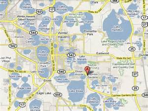 winterhaven florida map pin by margie day on favorite places spaces