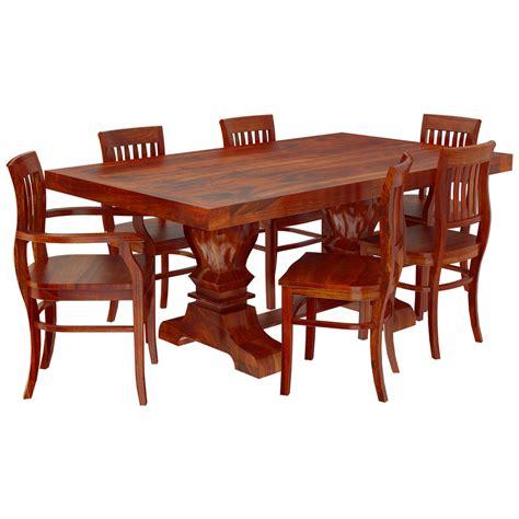 pedestal dining table set pedestal dining table sets bestsciaticatreatments com