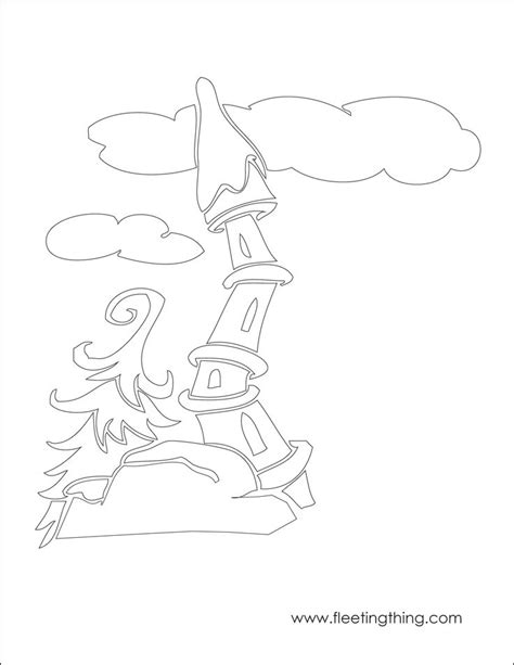 grinch tree coloring page 57 best images about grinch tree ideas on pinterest