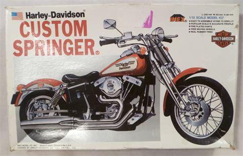 Revell Modell Motorrad by Motorcycle Model Kits Harley Davidson The Best