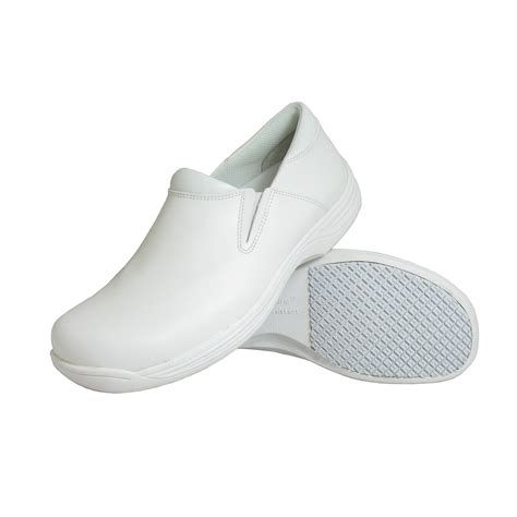 white slip resistant shoes sears