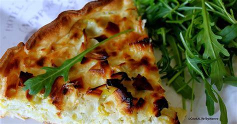 cuisine alg駻ienne facile rapide cook a by maeva quiche au poireau rapide et facile