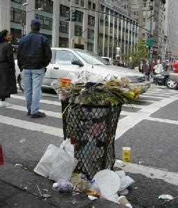 The City Digs Through Nyc Trash by Trash