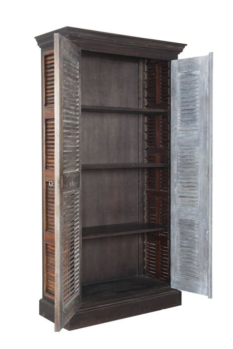 Shutter Cabinet by Timeless Classics Waterfront Shutter Cabinet