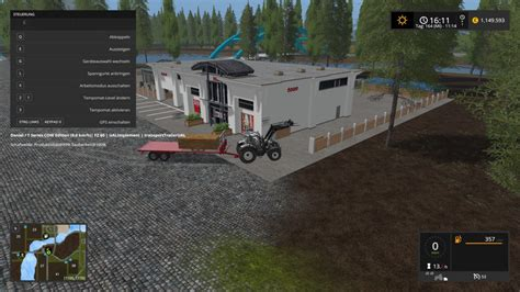 Ls 17 Werkstatt by Ls 17 Dondiego Map V 2 7 4fach Maps Mod F 252 R