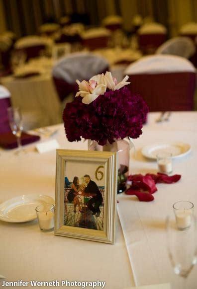 picture frame centerpieces centerpiece picture frames wedding ideas