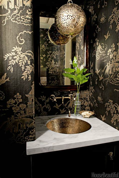 Bathroom Mirror Ideas Diy by 28 Powder Room Ideas Decoholic