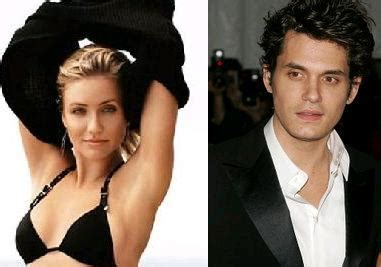Cameron Diaz And Mayer Dating by Cameron Diaz Is Dating Mayer Sponkit
