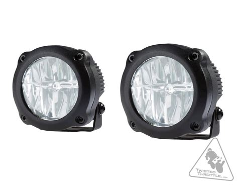 the hawk of light sw motech bags connection hawk 4 quot led fog auxiliary
