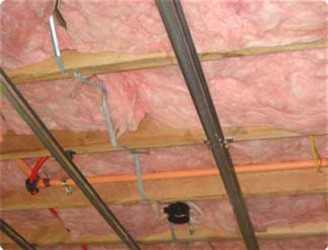 How To Install Resilient Channel On Ceiling by Ceilings