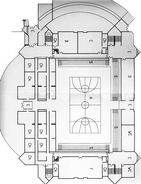 basketball floor plan basketball floor plans 5000 house plans