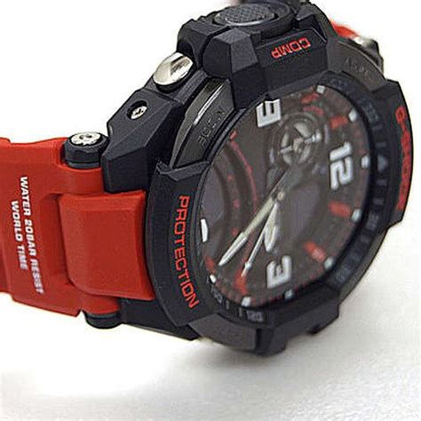 Jual Thermometer Citizen casio g shock sky cockpit compass thermometer ga