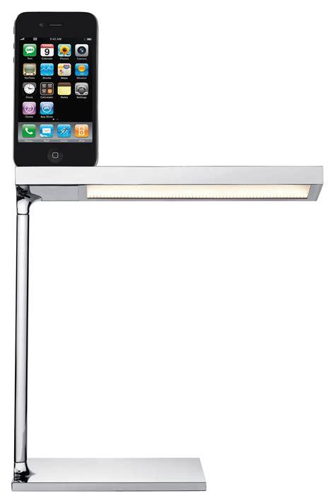iphone table layout le de table d e light led avec dock ipad et iphone