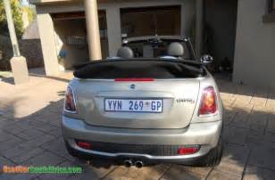 Mini Cooper For Sale South Africa 2010 Mini Cooper S Used Car For Sale In Johannesburg City