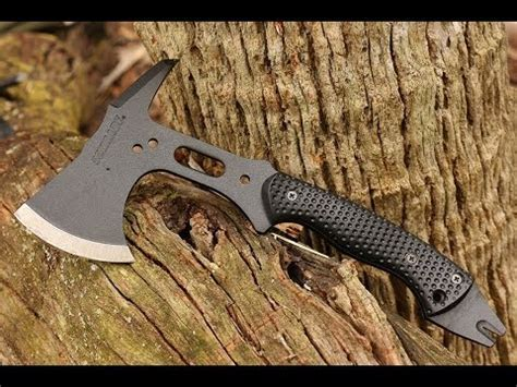 best c hatchet new schrade scaxe5 tang tactical hatchet best