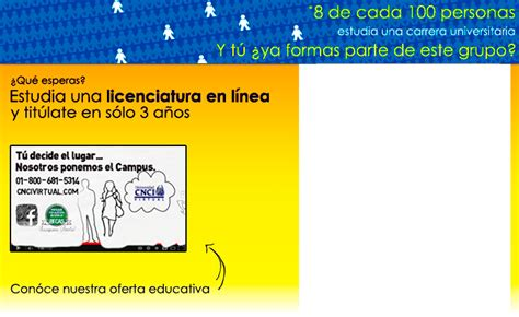 imagenes cnci virtual universidad cnci virtual