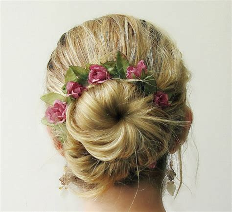 Hairstyles Accessories Bun Accessories by Bun Belt Bun Crown Hair Bun Accessories By Whimsydo