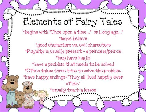 biography genre characteristics this is an exle of a fairy tale element poster in the