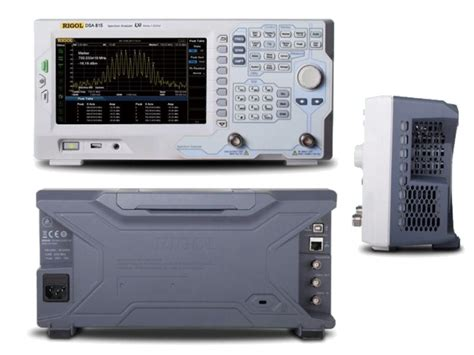 Usb Rf Spectrum Analyzer 815 Ghz Tsa8g1 By Triarchy Technologies spectrum analyzer dsa815 tg ad instruments
