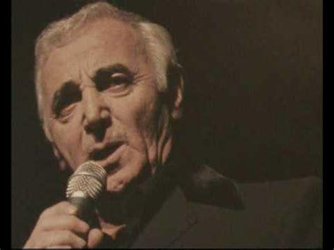 l istrione testo charles aznavour le cabotin 1968 doovi