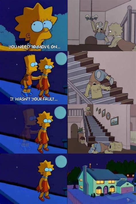 imagenes sad simpsons ponete triste con los quot memes sad quot de los simpson