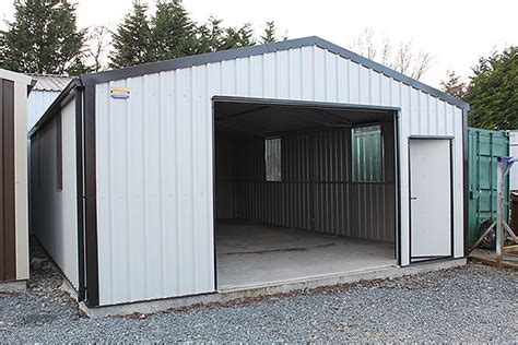 Cladding Sheds by 9 1m X 6 1m Garage Workshop Washingbay Sheds And Cladding