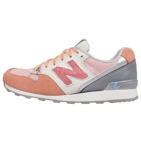 new balance wr996en d wide pink orange grey womens running