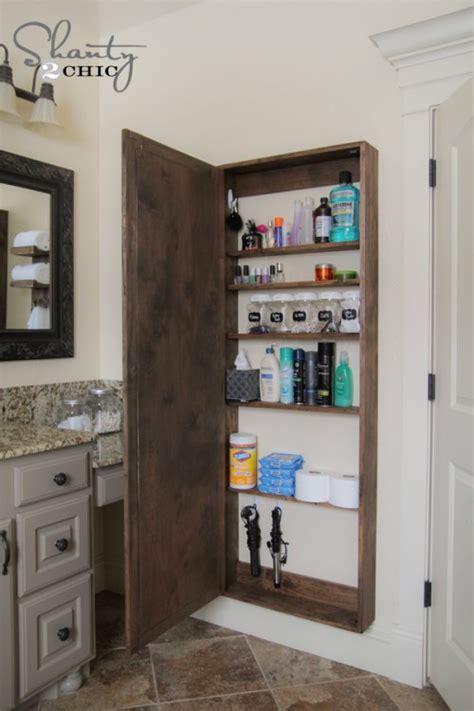 26 Great Bathroom Storage Ideas 26 simple bathroom wall storage ideas shelterness intended
