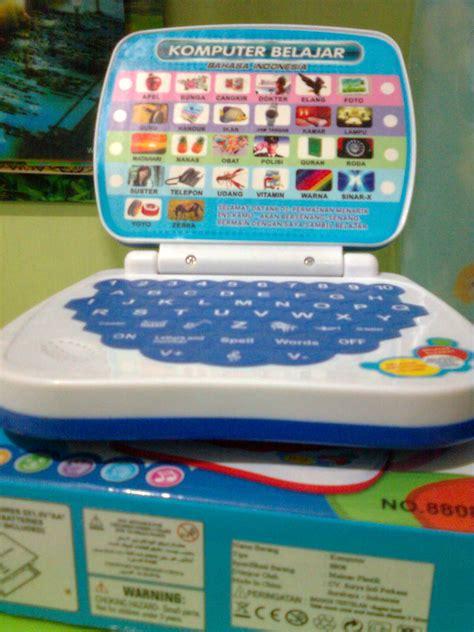 New Produk Edukasi Anak Anak Belajar Mainan Pintar Cerdas Peluru grosir ecer mainan unik laptop pintar rp 25 000